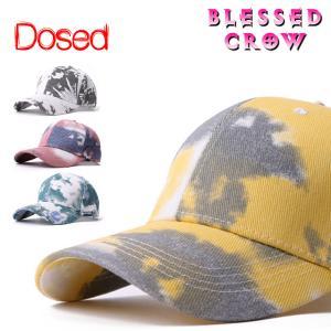 Marbleキャップ MIXカラー メンズ レディース 帽子 男性 女性 blessedcrow