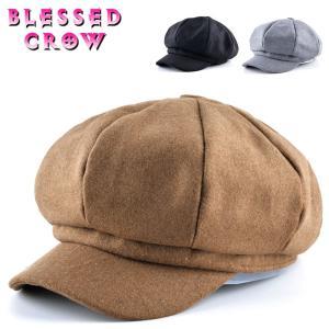 キャスケット メンズ 無地 帽子 シンプル|blessedcrow