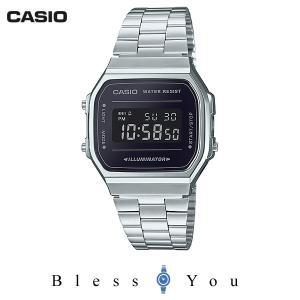 カシオ 腕時計 メンズ スタンダード ネット限定モデル A168WEM-1JF|blessyou