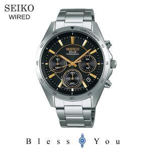 メンズ腕時計 セイコー ソーラー 腕時計 メンズ ワイアード AGAD089 23000 blessyou