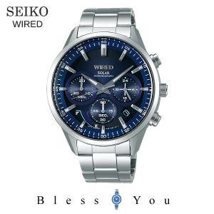 セイコー ソーラー 腕時計 メンズ ワイアード 2018年5月 AGAD094 28,0|blessyou