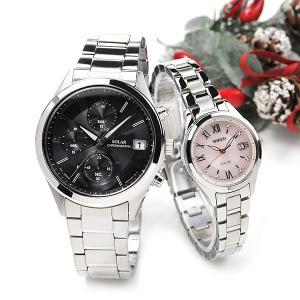 ポイント最大27倍 セイコー 腕時計 ペアウォッチ ワイアード AGAD098-AGED105 44,0 12n|blessyou