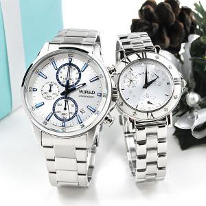セイコー 腕時計 ペアウォッチ ワイアード & ワイアードエフ AGAT425-AGET403 29000|blessyou