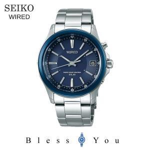 メンズ腕時計 セイコー ソーラー電波 腕時計 メンズ ワイアード AGAY013 31000 blessyou