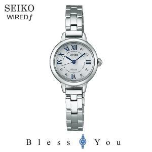 ポイント最大27倍 セイコー ソーラー 腕時計 レディース ワイアードエフ  AGED095 18,0|blessyou