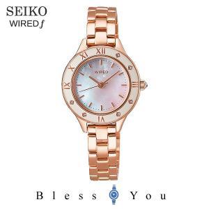 ポイント最大27倍 セイコー 腕時計 レディース ワイアードエフ  AGEK441 20,0|blessyou