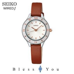 ポイント最大27倍 セイコー 腕時計 レディース ワイアードエフ  AGEK442 15,0|blessyou