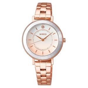 SEIKO WIRED f セイコー 腕時計 レディース ワイアードエフ 帰ベルト付き AGEK464 24,0 blessyou