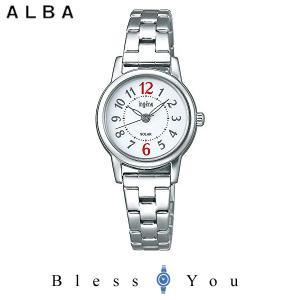 ポイント最大27倍 セイコー アルバ ソーラー 腕時計 レディース アンジェーヌ 2019年5月 AHJD401 13,0|blessyou