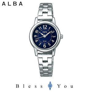 ポイント最大27倍 セイコー アルバ ソーラー 腕時計 レディース アンジェーヌ 2019年5月 AHJD402 13,0|blessyou