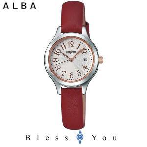 ポイント最大27倍 セイコー ALBA ingenu アルバ 腕時計 レディース アンジェーヌ レザーバンド  AHJT416 7,5|blessyou