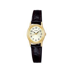 セイコー ALBA  アルバ 腕時計 レディース レザーバンド  AIHK002 5000|blessyou