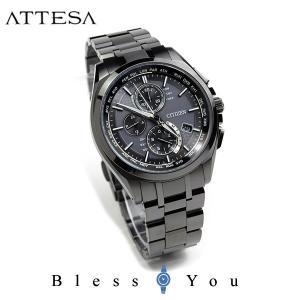 メンズ腕時計 シチズン CITIZEN 腕時計 ATTESA アテッサ AT8044-56E メンズウォッチ|blessyou