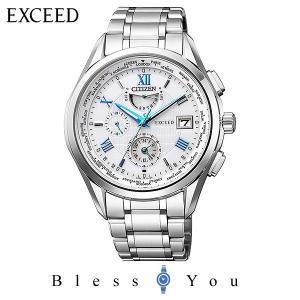 【最大26%相当還元】 メンズ腕時計 シチズン 電波ソーラー メンズ 腕時計 エクシード AT9110-58A 160000 blessyou