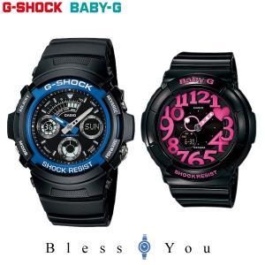 Gショック ペアウォッチ カップル AW-591-2AJF+BGA-130-1BJF 25500|blessyou