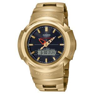 Gショック CASIO G-SHOCK カシオ ソーラー電波 腕時計 メンズ  2020年11月 AWM-500GD-9AJF 68,0|blessyou