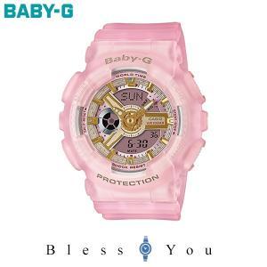 CASIO BABY-G カシオ 腕時計 レディース ベビーG 2020年5月新作 BA-110SC-4AJF 15,0 blessyou