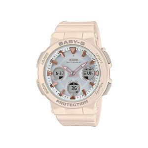 CASIO BABY-G カシオ ソーラー電波 腕時計 レディース ベビーG 2019年11月 BGA-2510-4AJF 21,0|blessyou