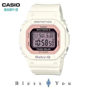 ポイント最大27倍 カシオ ソーラー電波 腕時計 レディース ベビーG 2019年2月新作 BGD-5000-7DJF 18,0|blessyou