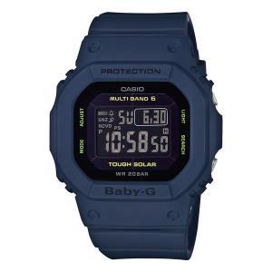CASIO BABY-G カシオ ソーラー電波 腕時計 レディース ベビーG 2021年4月 BGD-5000U-2JF 18,0|blessyou