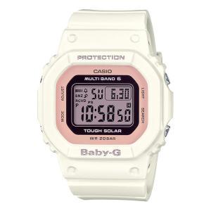 CASIO BABY-G カシオ ソーラー電波 腕時計 レディース ベビーG 2021年4月 BGD-5000U-7DJF 18,0|blessyou