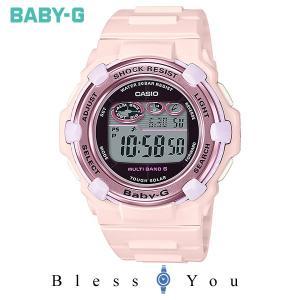 カシオ ソーラー電波 腕時計 レディース ベビーG  2020年1月新作 チェリーブロッサム・カラーズ BGR-3000CB-4JF 19,0 blessyou