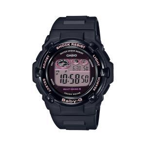 CASIO BABY-G カシオ ソーラー電波 腕時計 レディース ベビーG 2021年5月 BGR-3000UCB-1JF 19,0|blessyou