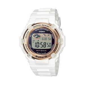 CASIO BABY-G カシオ ソーラー電波 腕時計 レディース ベビーG 2021年5月 BGR-3003U-7AJF 19,0|blessyou