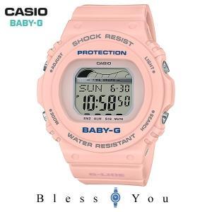 ポイント最大27倍 カシオ 腕時計 レディース ベビーG 2019年5月新作 G-LIDE サーフキャンプ BLX-570-4JF 9,5|blessyou