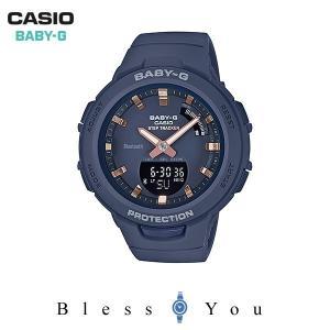 ベビーG  カシオ 腕時計 レディース 2018年9月 BSA-B100-2AJF 15500 blessyou
