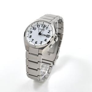 citizen アテッサCITIZEN ATTESA シチズン エコドライブ電波 腕時計 メンズ アテッサ CB1120-50B 50,0|blessyou