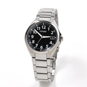 citizen アテッサCITIZEN ATTESA シチズン エコドライブ電波 腕時計 メンズ アテッサ  CB1120-50F 50,0|blessyou