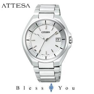 メンズ腕時計 シチズン アテッサ エコドライブ 電波時計 メンズ 腕時計 CB3010-57A 65000|blessyou