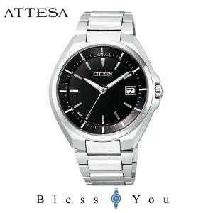 メンズ腕時計 シチズン アテッサ エコドライブ 電波時計 メンズ 腕時計 CB3010-57E 65000|blessyou