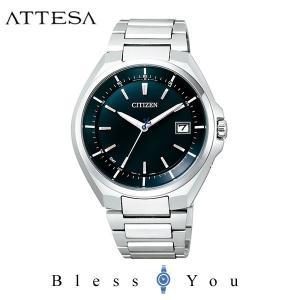 メンズ腕時計 シチズン アテッサ エコドライブ 電波時計 メンズ 腕時計 CB3010-57L 65000|blessyou