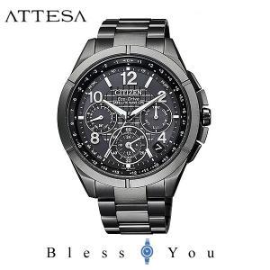メンズ腕時計 シチズン 電波ソーラー 腕時計 メンズ アテッサ CC9075-52F 220000|blessyou