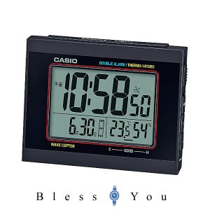 CASIO カシオ 電波 クロック 置き時計 2020年2月新作 DQD-5000J-1JF 4,5 blessyou