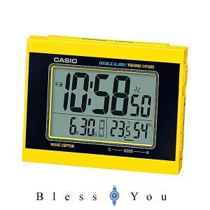 CASIO カシオ 電波 クロック 置き時計 2020年2月新作 DQD-5000J-9JF 4,5 blessyou