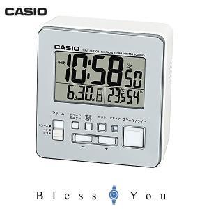 カシオ 目覚まし時計 クロック DQD-805J-8JF 2500 blessyou