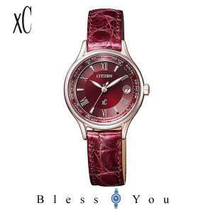 シチズン エコドライブ電波 腕時計 レディース クロスシー EC1164-02W 75,0 blessyou