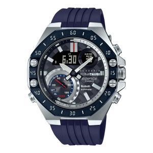 CASIO カシオ タフソーラー 腕時計 メンズ エディフィス 2021年4月 ECB-10AT-1AJR 35,0|blessyou