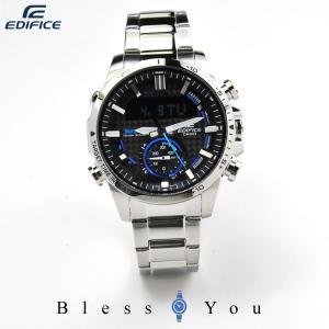 【最大26%相当還元】 メンズ腕時計 カシオ ソーラー 腕時計 メンズ エディフィス 2018年8月新作 ECB-800D-1AJF 35000|blessyou
