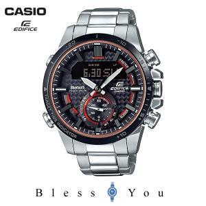 【最大26%相当還元】 メンズ腕時計 カシオ ソーラー 腕時計 メンズ エディフィス 2018年8月新作 ECB-800DB-1AJF 38000|blessyou