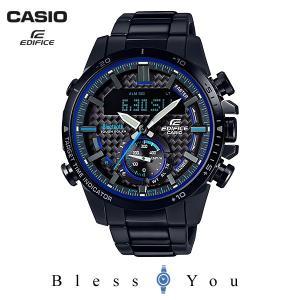 【最大26%相当還元】 メンズ腕時計 カシオ ソーラー 腕時計 メンズ エディフィス 2018年8月新作 ECB-800DC-1AJF 45000|blessyou