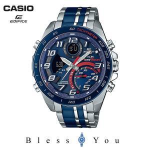 メンズ腕時計 カシオ ソーラー 腕時計 メンズ エディフィス 2019年4月 トロロッソ ECB-900TR-2AJR 45000|blessyou