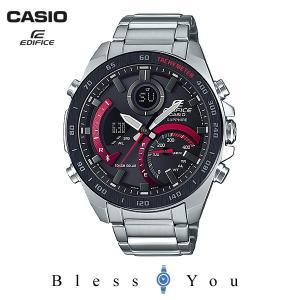 メンズ腕時計 カシオ ソーラー 腕時計 メンズ エディフィス 2019年3月 ECB-900YDB-1AJF 40000|blessyou