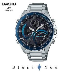メンズ腕時計 カシオ ソーラー 腕時計 メンズ エディフィス 2019年3月 ECB-900YDB-1BJF 40000|blessyou