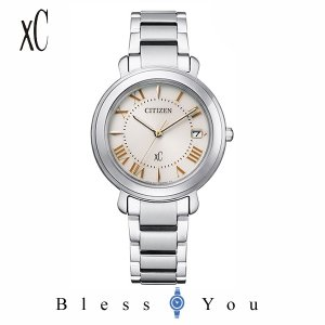 CITIZEN XC シチズン エコドライブ 腕時計 レディース クロスシー hikari コレクション  EO1200-52A 40,0 blessyou