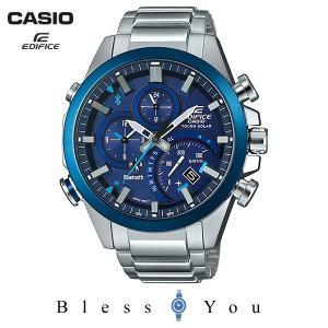 メンズ腕時計 カシオ ソーラー 腕時計 メンズ エディフィス  EQB-501DB-2AJF 43000|blessyou