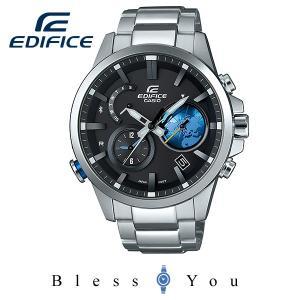 【最大26%相当還元】 メンズ腕時計 ソーラー メンズ 腕時計 エディフィス EQB-600D-1A2JF  ソーラー充電 50000|blessyou